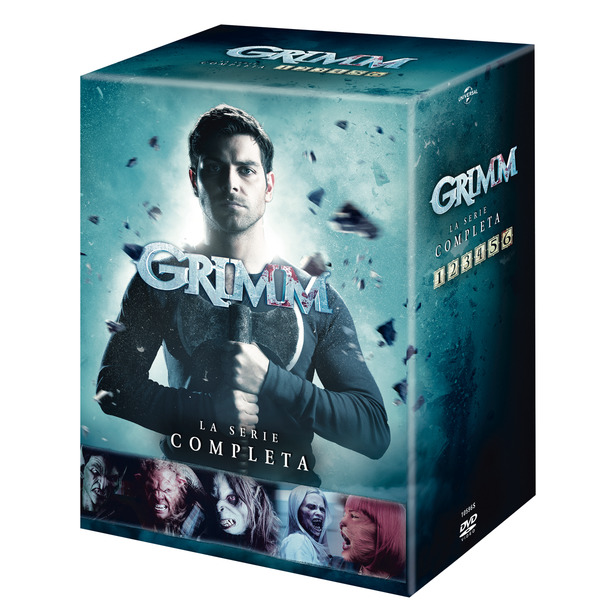 Sorteo serie completa Grimm