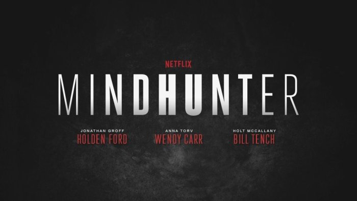 Mindhunter Netflix