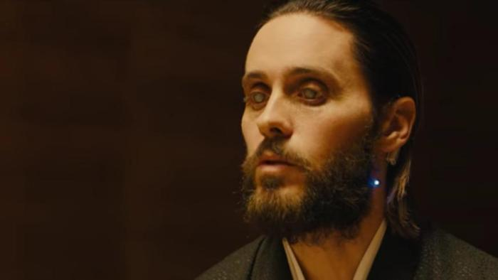Jared Leto Wallis Blade Runner 2049 El Palomitrón