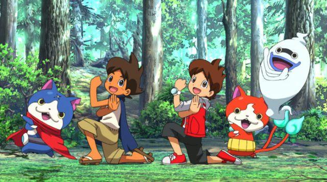 Crítica de Yo-Kai Watch, la película personajes - el palomitron
