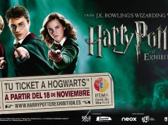 HARRY POTTER EXHIBITION EL PALOMITRON