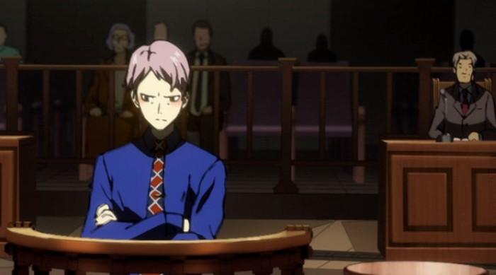 Juuni Taisen 08 juicio - el palomitron
