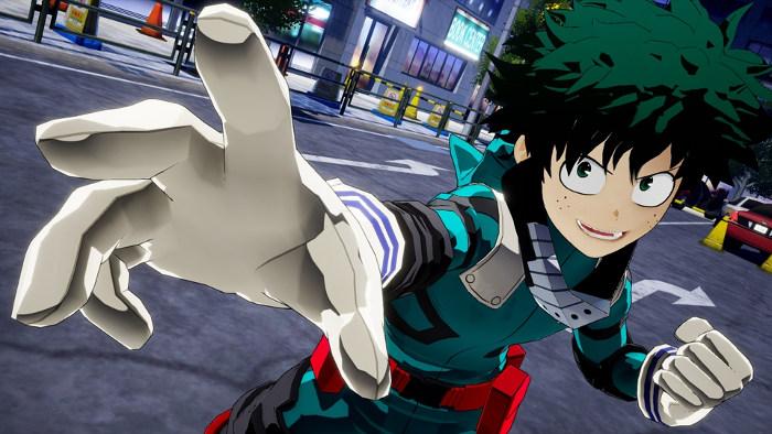 My Hero Academia One's Justice para PS4 y Switch 1 - el palomitron