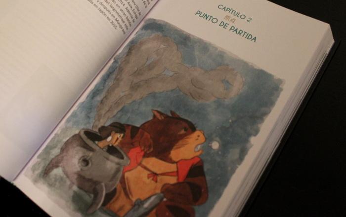 Reseña 'La princesa Mononoke', de Laura Montero Plata imagen 4 - el palomitron