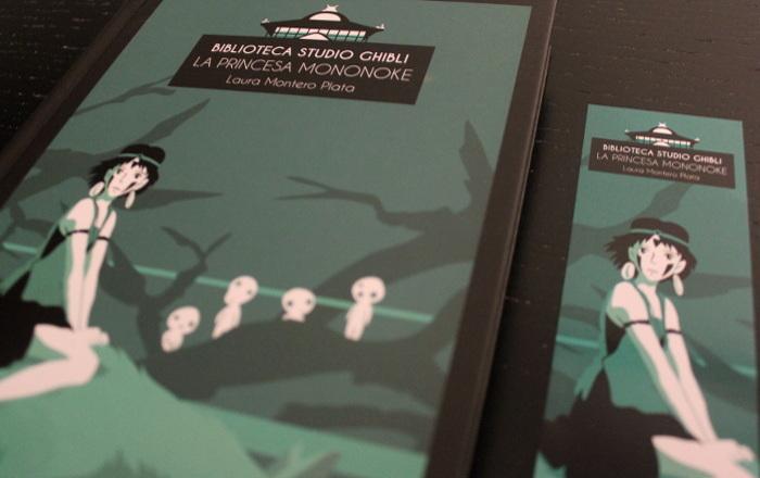 Reseña 'La princesa Mononoke', de Laura Montero Plata libro + marcapaginas - el palomitron