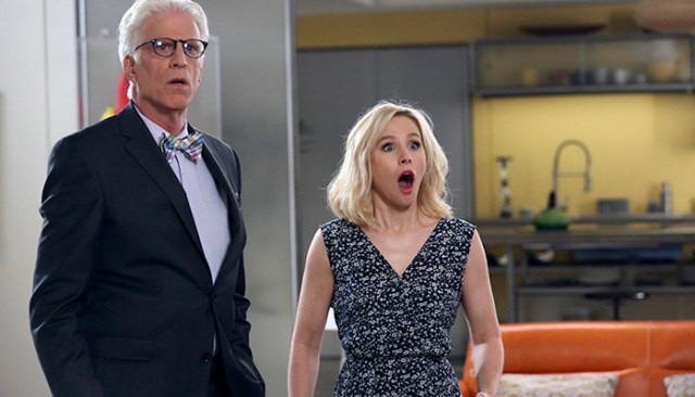 THE GOOD PLACE STILL EL PALOMITRON