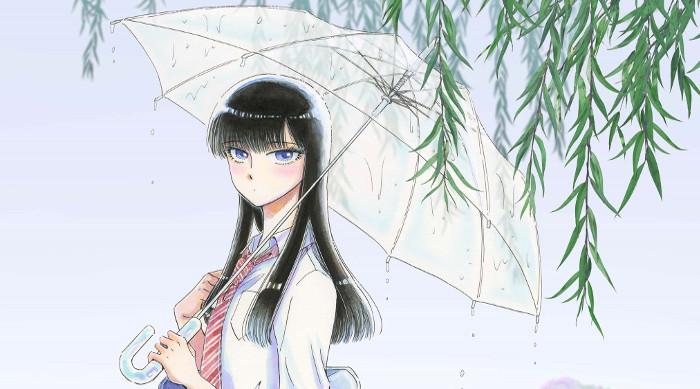 anime Koi wa Ameagari no You ni se principal - el palomitron