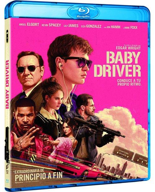 Sorteo Baby Driver