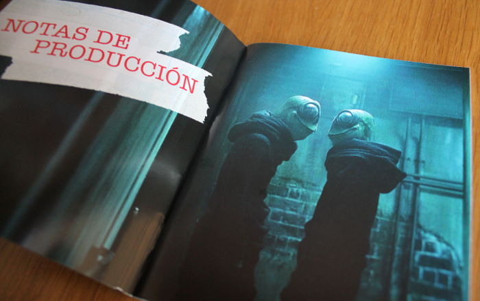 edición coleccionista DVD de Museum, de Mediatres Estudio libreto 1 - el palomitron