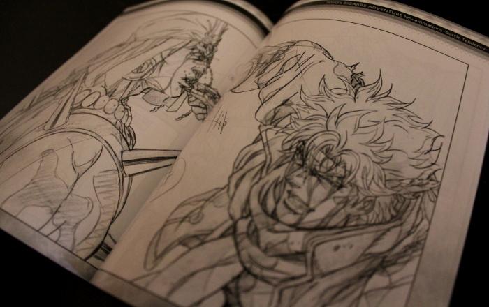 edición coleccionista de JoJo's Battle Tendency, de Selecta Visión genga 2 - el palomitron