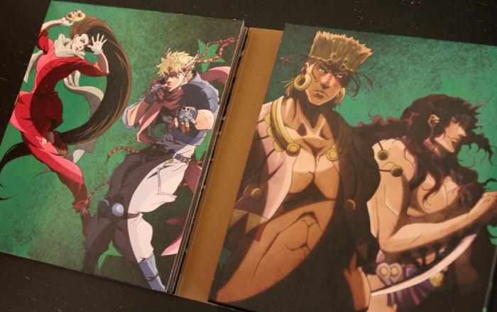 edición coleccionista de JoJo's Battle Tendency, de Selecta Visión packaging 2 - el palomitron