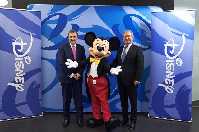 Movistar+ y Disney