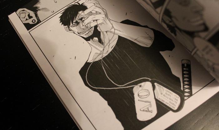 reseña de gangsta #1 imagen 8 - el palomitron