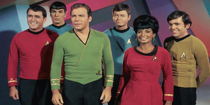 Original Star Trek El Palomitrón