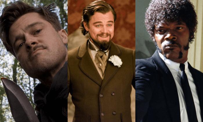DiCaprio y Tarantino
