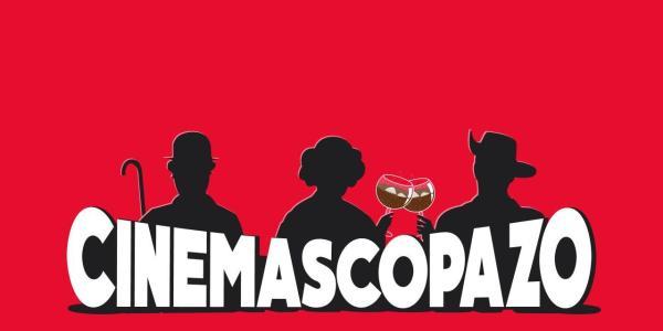 Logo Cinemascopazo AHS El Palomitrón