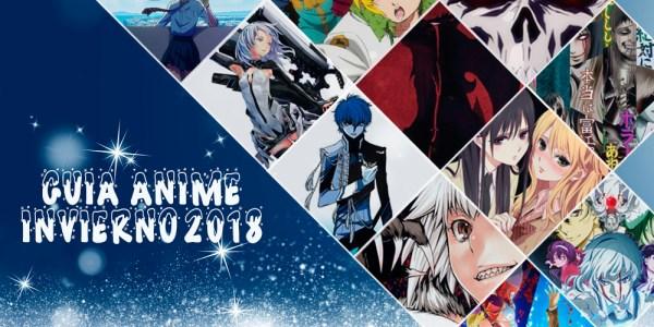 Guía de anime invierno 2018 destacada - el palomitron