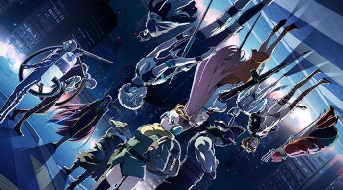 Los mejores animes de 2017 juuni taisen - el palomitron