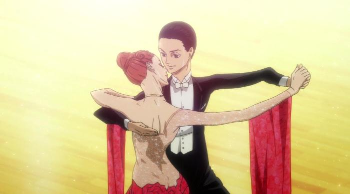 Los mejores animes de 2017 welcome to the ballroom - el palomitron