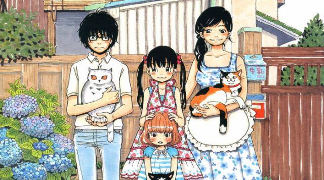 Los mejores mangas de 2017 sangatsu no lion - el palomitron