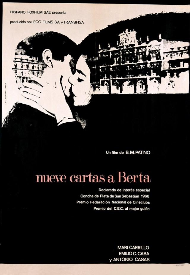 Nueve cartas a Berta- Patino en El Palomitrón
