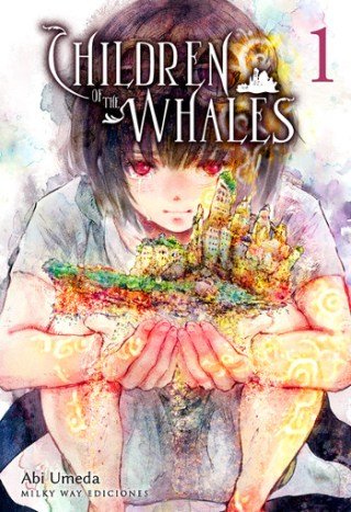 Reseña Children of the Whales #1, de Abi Umeda tomo - el palomitron