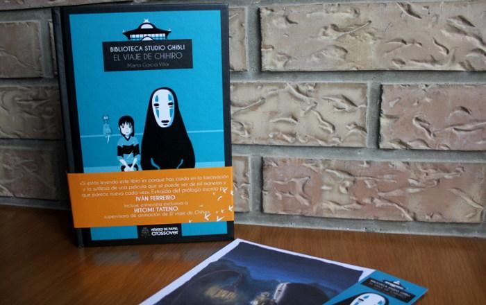 Reseña 'El viaje de Chihiro', de Marta García Villar edicion completa - el palomitron