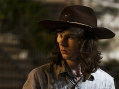 Carl The Walking Dead El Palomitrón