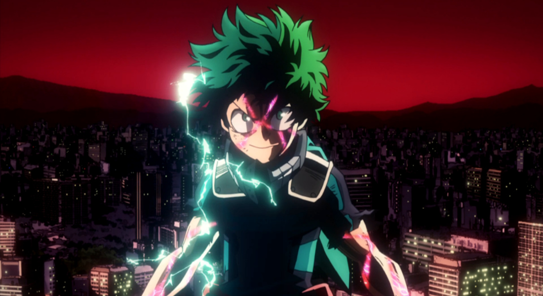 Teaser tráiler y gameplay de My Hero Academia One's Justice principal - el palomitron