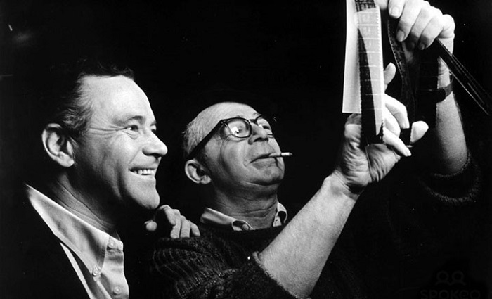 Jack Lemmon Billy Wilder El Palomitrón