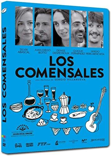 Los Comensales DVD El Palomitrón