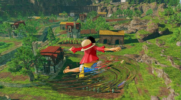 primer tráiler de One Piece World Seeker gameplay 1 - el palomitron