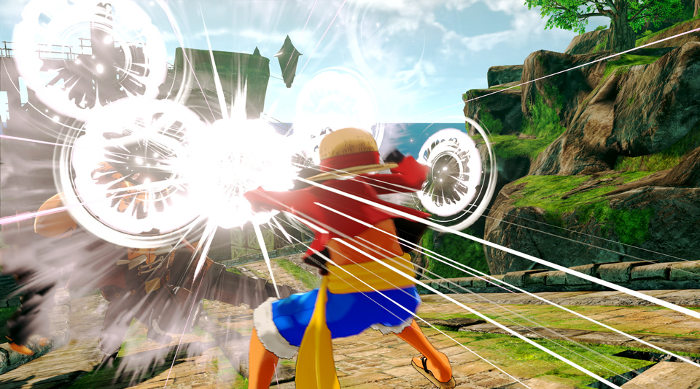 primer tráiler de One Piece World Seeker gameplay 2 - el palomitron