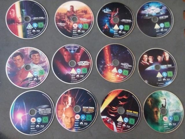 Pack 2 Star Trek El Palomitrón