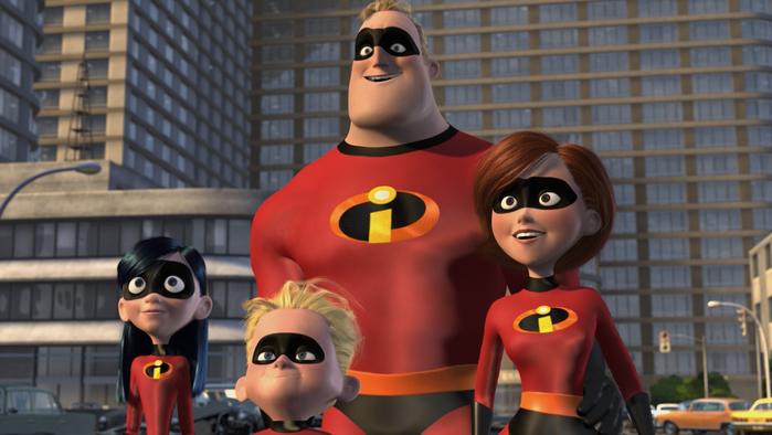 The Incredibles El Palomitrón
