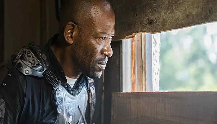 Morgan The Walking Dead El Palomitrón