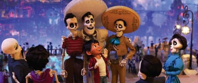 Globos de Oro Coco Película de Animación El Palomitrón