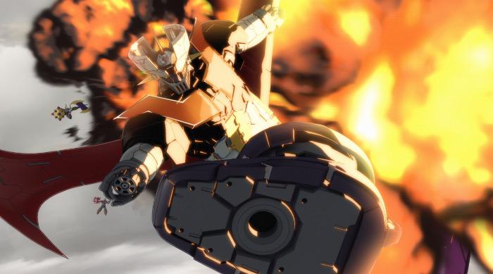 Crítica de Mazinger Z Infinity, de Selecta Visión acción - el palomitron