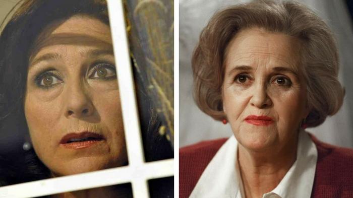 Gracia Olayo - Chus Lampreave - El Palomitrón