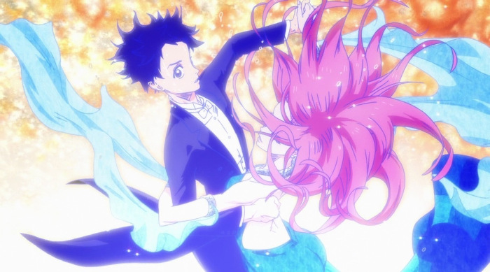 Impresiones finales de Welcome to the Ballroom tatara y chi final - el palomitron