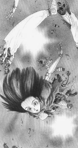 Reseña de GUNNM Battle Angel Alita #1, de Yukito Kishiro alita 2 - el palomitron