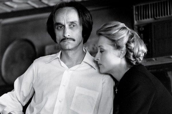 Cazale y Streep
