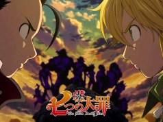 Crítica de la segunda temporada de Nanatsu no Taizai destacada - el palomitron