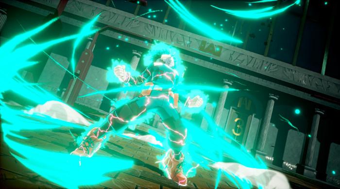 Personajes de My Hero Academia One's Justice Midoriya galeria 3 - el palomitron
