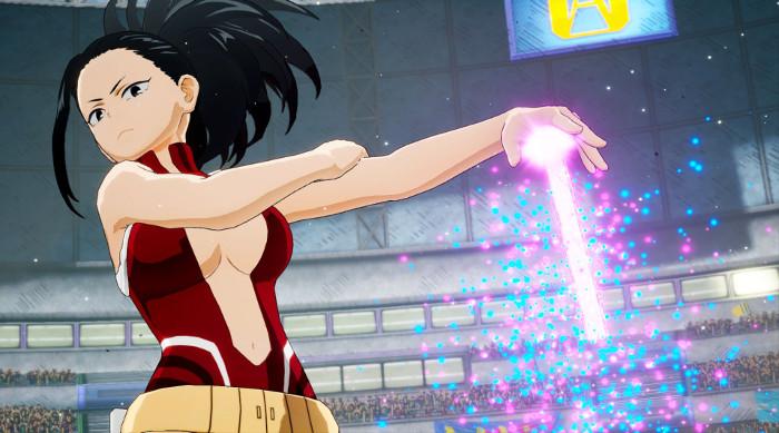 Personajes de My Hero Academia One's Justice Momo galeria 1 - el palomitron