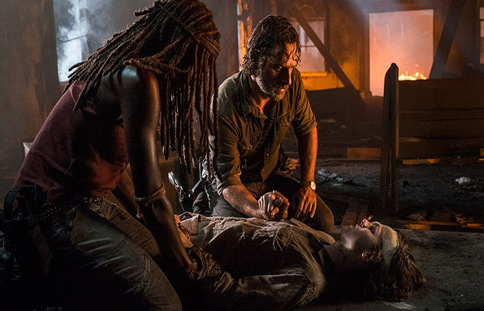 Destacada The Walking Dead El Palomitrón