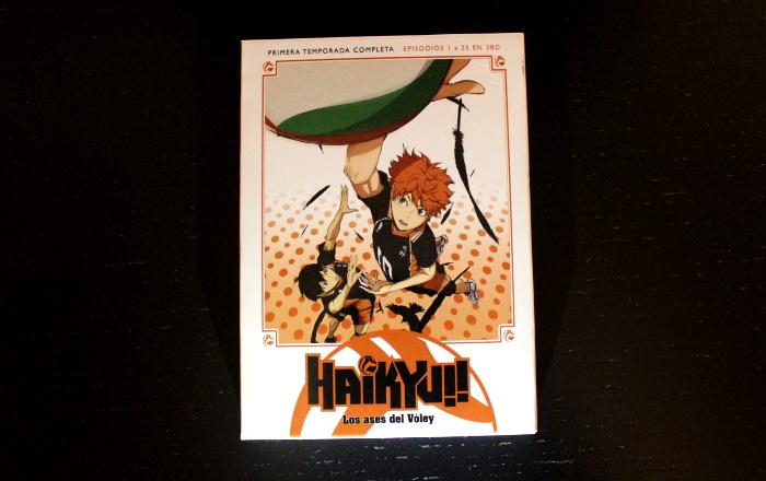 edición Blu-ray de la 1ª temporada de Haikyu!!, de Selecta Visión galeria 1 - el palomitron
