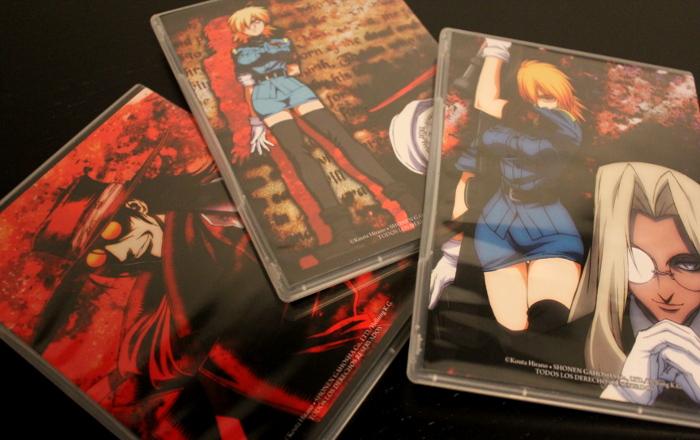 edición remasterizada de Hellsing, de Selecta Visión galería 5 - el palomitron