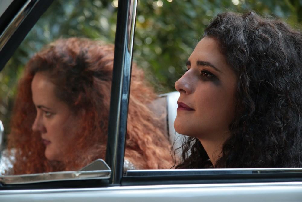 superlike Clara Chacón y Mireia Sanchís, protagonistas de la miniserie
