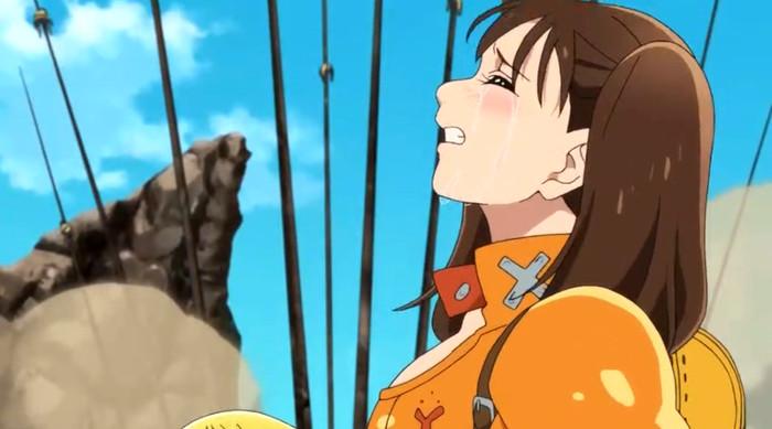 Crítica de Nanatsu no Taizai segunda temporada capítulos 6-10 Diane - el palomitron